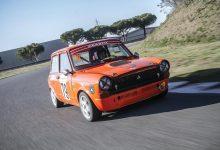 Photo of Autobianchi A112 Abarth auto storica elaborata 100 CV con preparazione Campoli Motorsport