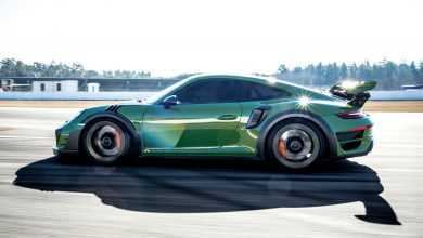 Photo of Porsche GT Street RS top car elaborazione 770 CV by Techart