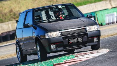 Photo of Fiat Uno Turbo elaborata 256 CV con preparazione Massimo Malandra