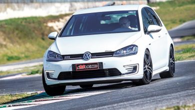 Photo of Volkswagen Golf GTE elaborata 246 CV con preparazione Abbasciano