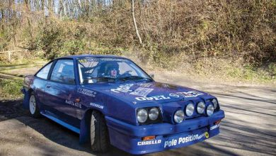 Photo of Opel Manta GTE 1976 auto storica elaborata con preparazione Pole Position Garage