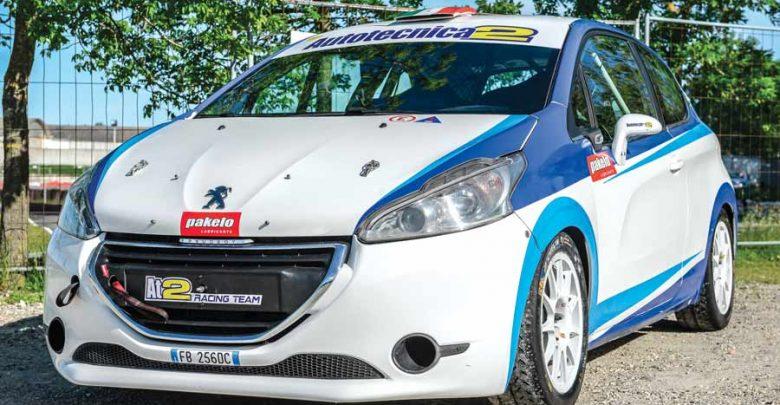 Peugeot 208 R2 elaborata 185 CV con preparazione Autotecnica 2