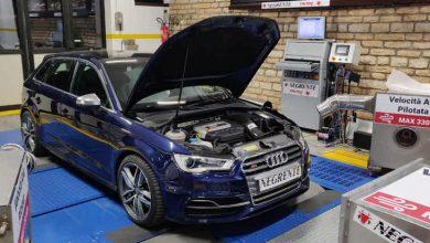 Photo of Audi S3 TSI elaborata 300 CV con preparazione Daniele Negrente