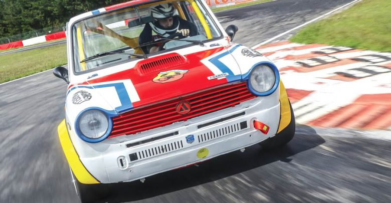A112 Abarth auto storica elaborata con preparazione Scuderia Tricolore