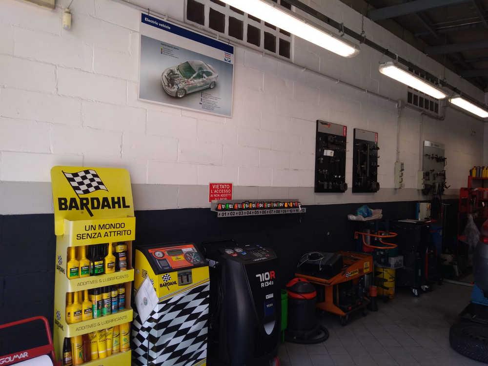 MT Racing interni azienda