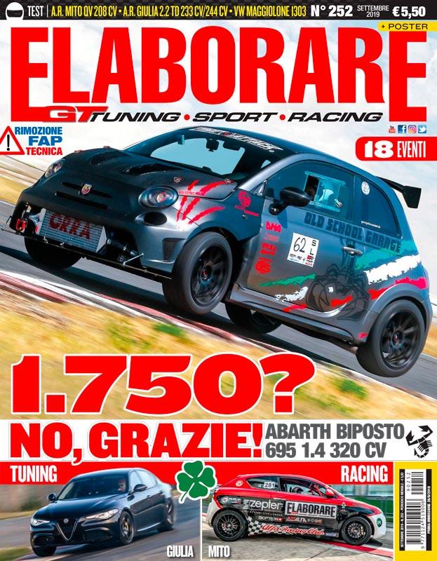 Cover Elaborare 252 settembre 2019
