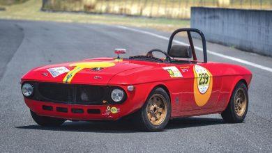 Lancia Fulvia Barchetta F&M auto storica 140 CV con preparazione Scuderia Tricolore