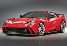 Ferrari 812 N-Largo top car elaborazione 840 CV