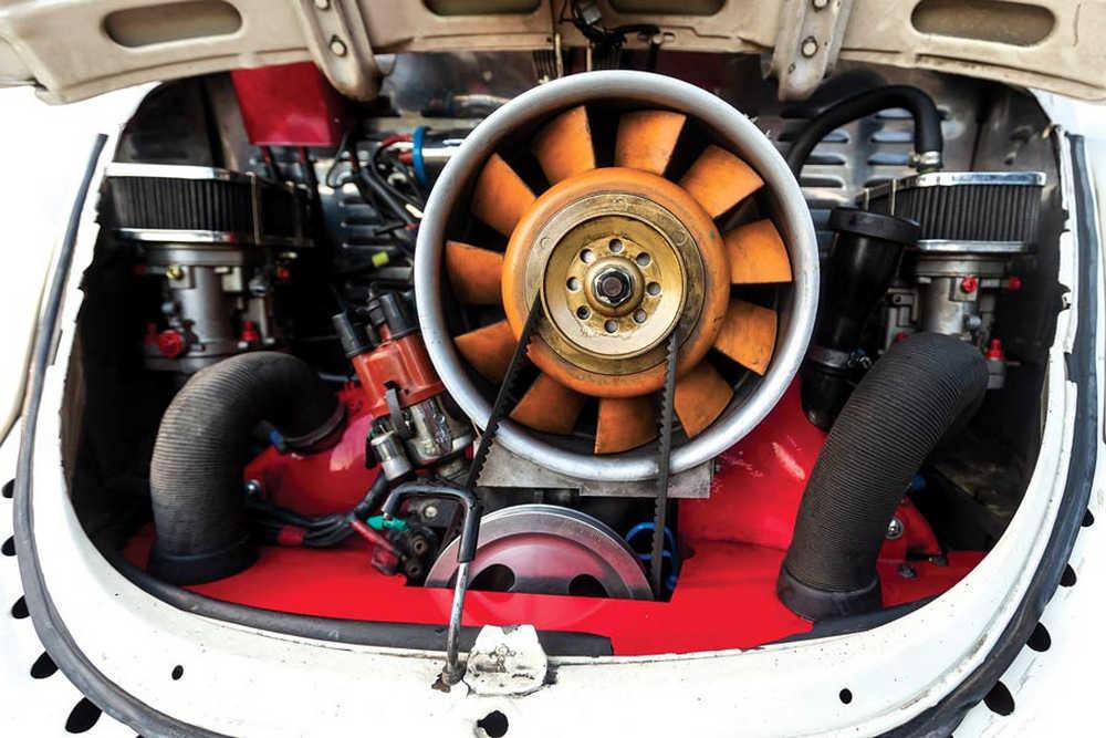 Motore VW Maggiolone 1303 Cabrio  auto storica elaborata sportiva con preparazione Officina Labò