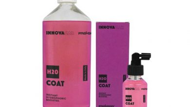 Photo of Come pulire l'auto con l'idrorepellente H20 Coat by Fra-Ber
