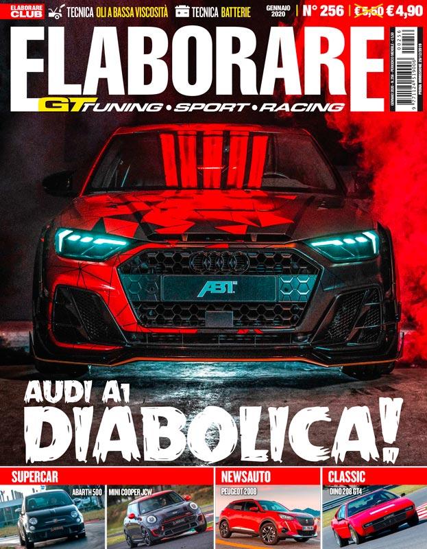 Cover Elaborare n. 256 Gennaio 2020