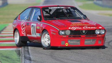 Photo of Alfa Romeo Alfetta GTV auto sportiva storica elaborata