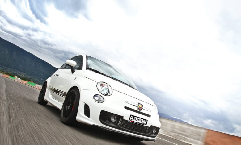 Come utilizzare le 6 marce su Abarth 500