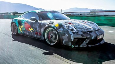 Photo of Porsche 991 GT3 RS elaborata by Scuderia Forieri