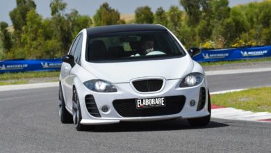 Photo of Seat Leon Cupra elaborata by SP elettronica