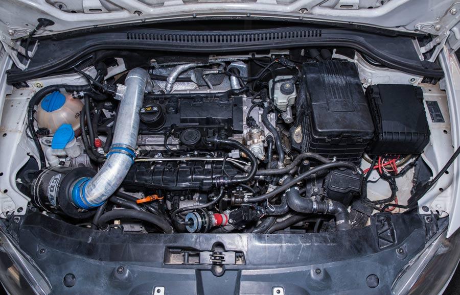 Seat Leon Cupra SP elettronica motore TFSI elaborato 387 CV