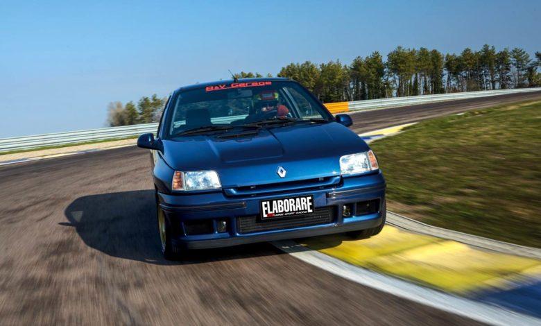 Photo of Renault Clio 1.8 16V preparata turbo, va forte! TUNING