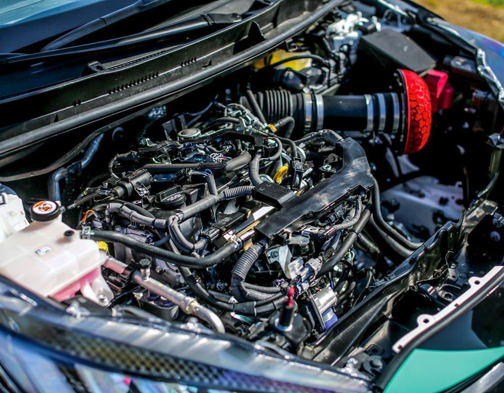 Toyota GR Yaris 475 CV by HKS - motore