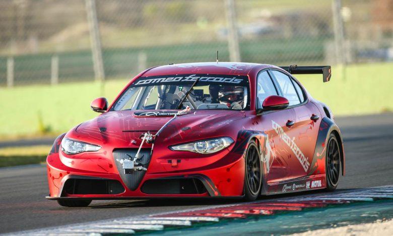 Photo of Alfa Romeo Giulia by Ferraris, l'elettrica da corsa per gare auto ETCR