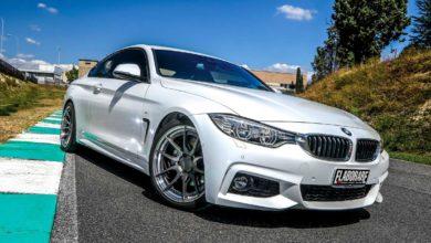 Photo of Sovrasterzo di potenza con la BMW 420d fatta su misura [preparata]